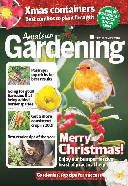 Amateur Gardening Magazine 2020-12-15