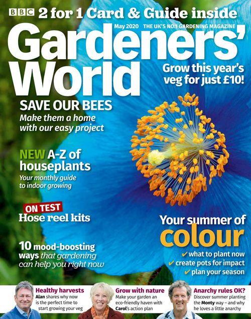BBC Gardeners' World issue 05/2020
