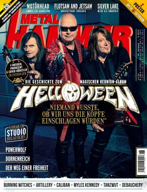 METAL HAMMER Deutschland Ausgabe 06/2021