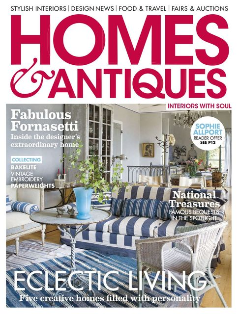 Homes & Antiques 2020-07-21