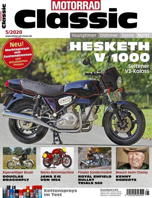 Motorrad Classic 2020-04-08