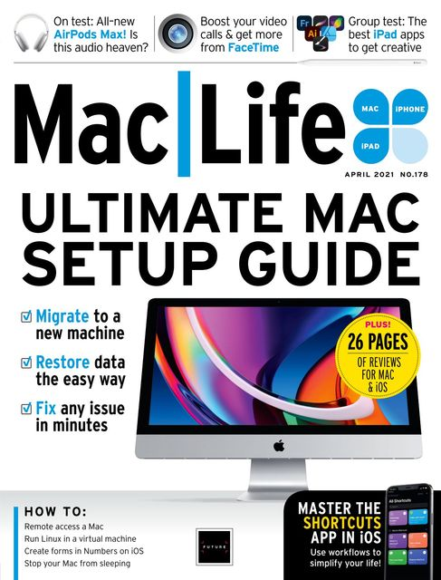 Mac Life UK 2021-03-02