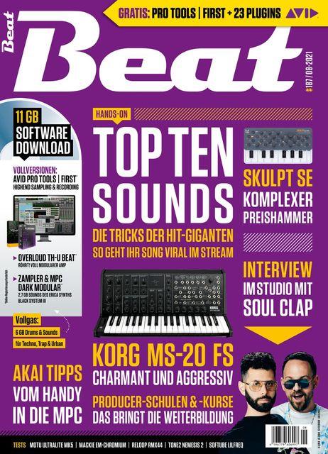 Beat Magazin (DE) Ausgabe 08/2021