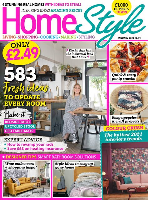 HomeStyle issue 01/2021