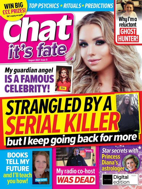 Chat It's Fate Magazine issue 08/2021