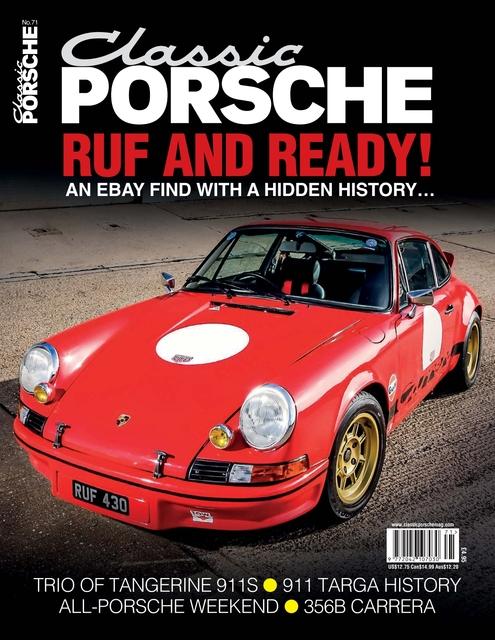 Classic Porsche issue 71