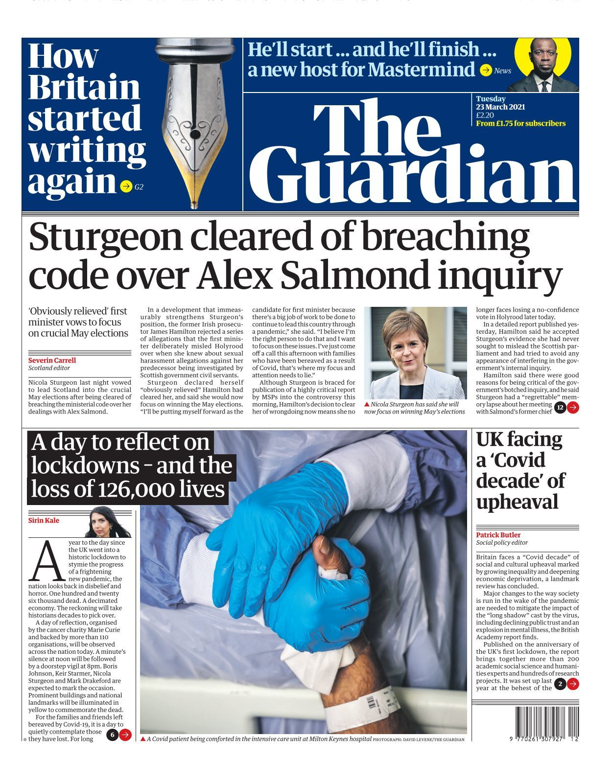 The Guardian 2021 03 23