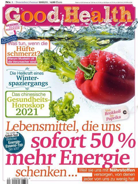 Good Health Ausgabe 1/2021