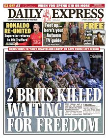 Daily Express - 2021-08-28