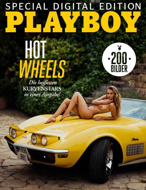 Women of PLAYBOY Hot Wheels