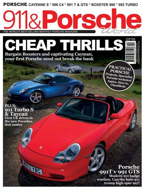 911 & Porsche World issue 10/2020