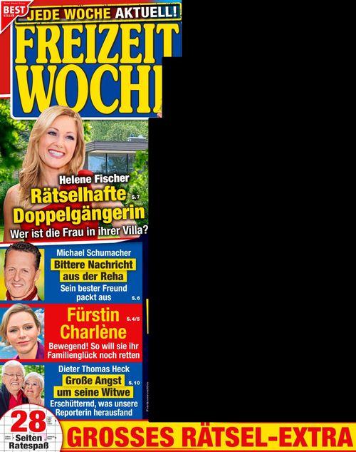 Freizeitwoche Ausgabe 39/2021