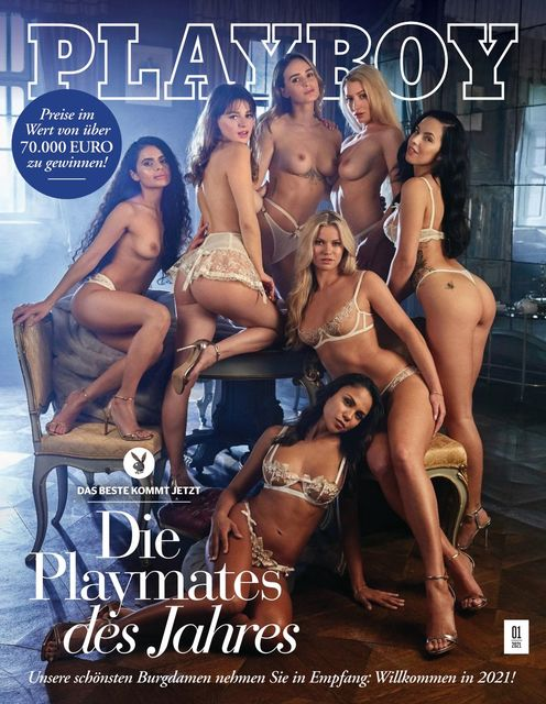 PLAYBOY Die Playmates des Jahres - Unsere schönsten Burgdamen