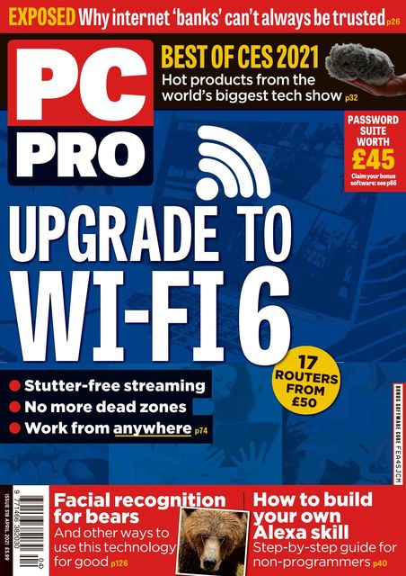 PC Pro issue 04/2021