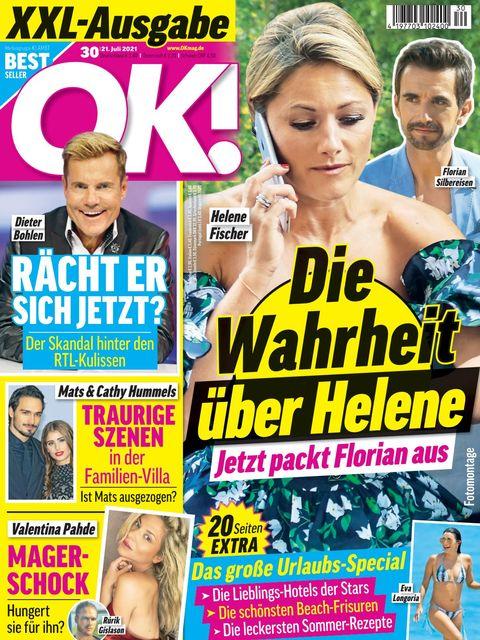 OK! Deutschland Ausgabe 30/2021