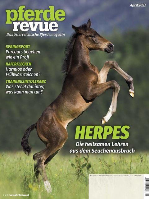 Pferderevue Ausgabe 04/2021