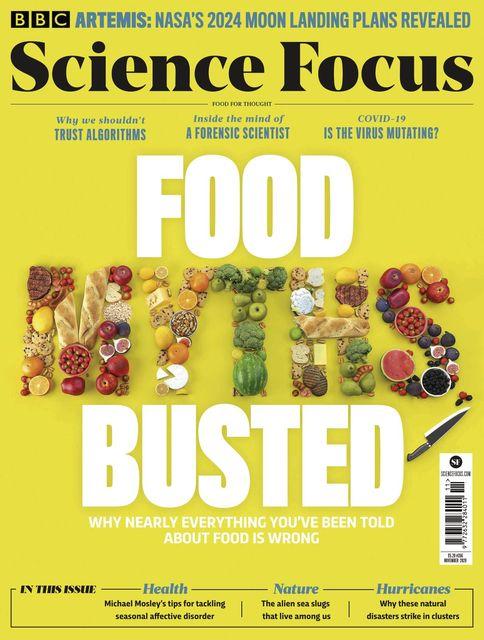 BBC Science Focus issue 11/2020