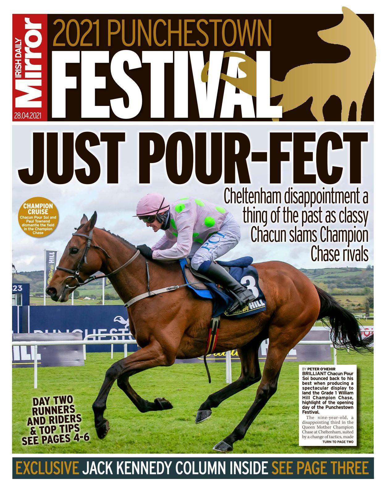 Irish Daily Mirror   25 25 25
