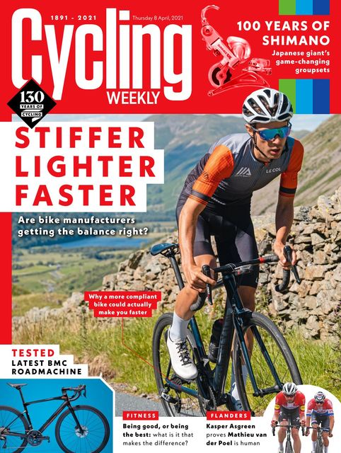 Cycling Weekly - The UK's Best Cycling Magazine 2021-04-08