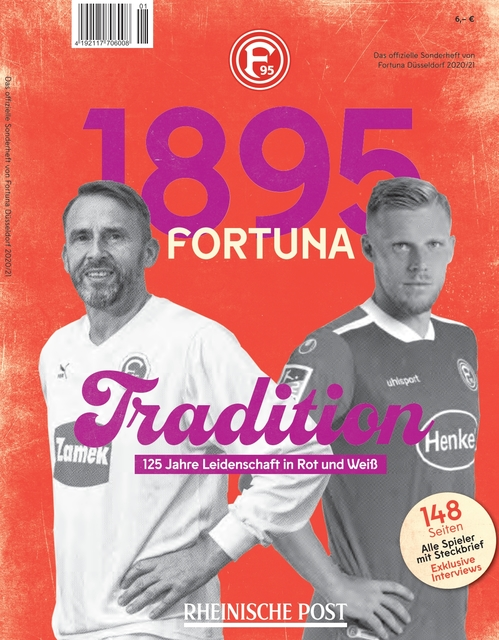 1895 Fortuna Magazin Ausgabe 2020/21