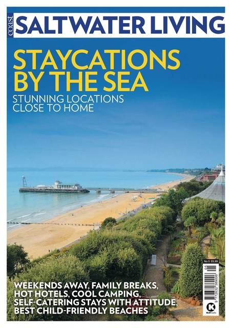 Saltwater Living issue #5 - Staycations by the Sea