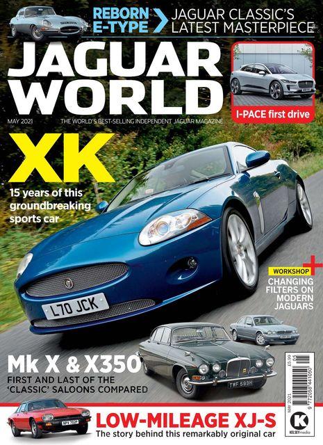 Jaguar World issue 05/2021