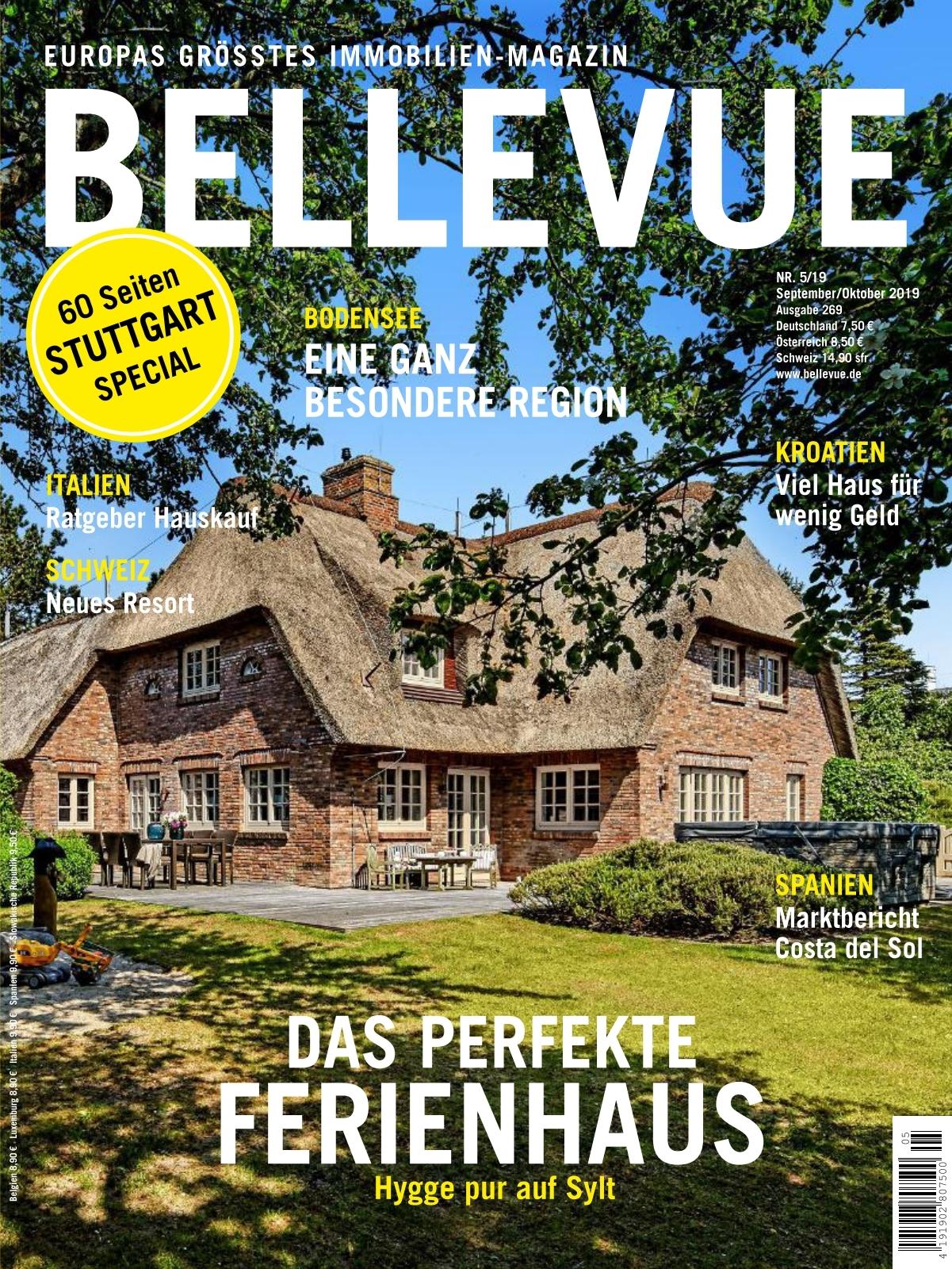 BELLEVUE   Ausgabe 21/21