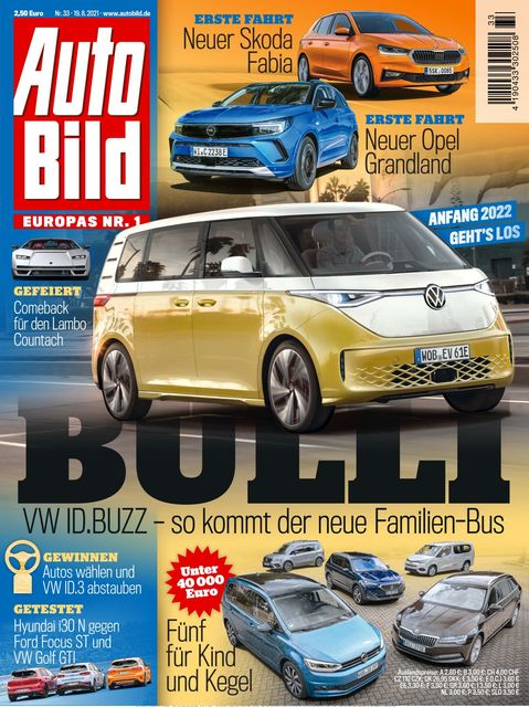 AUTO BILD 2021-08-19