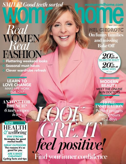 Woman & Home Magazine 2021-04-01