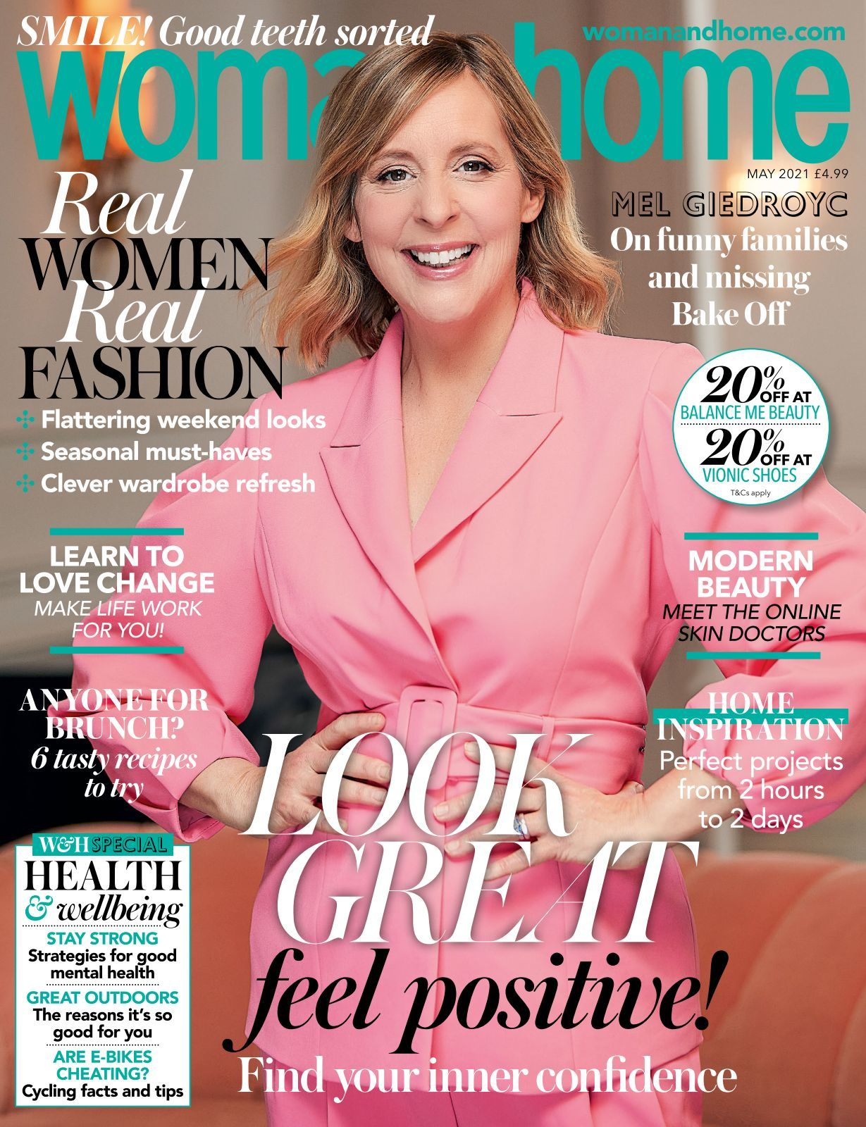 Woman & Home Magazine   issue 20/20