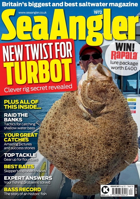 Sea Angler issue 09/2020