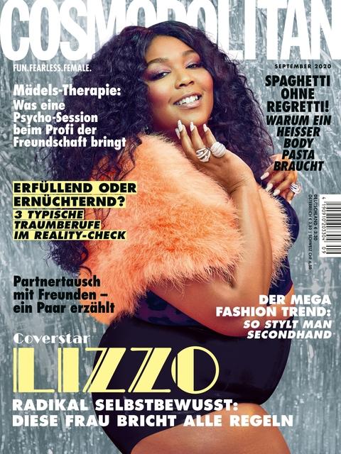 Cosmopolitan Ausgabe 9/2020