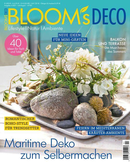 BLOOM's DECO Ausgabe 04/2021