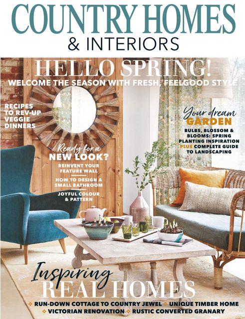 Country Homes & Interiors Magazine 2021-02-04