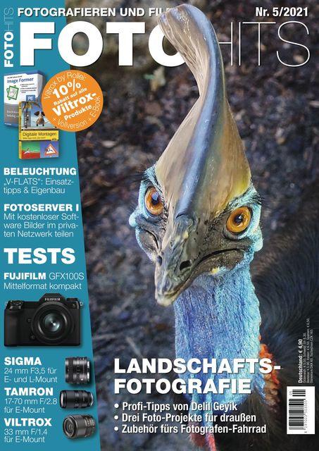 FOTOHITS Ausgabe 05/2021