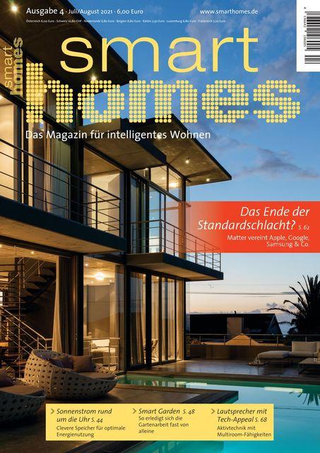Smart Homes Ausgabe 04/2021