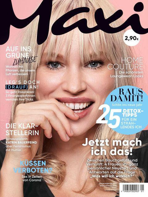 MAXI Ausgabe 01-02/2021