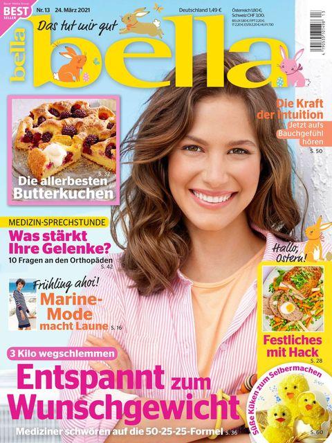 Bella Ausgabe 13/2021