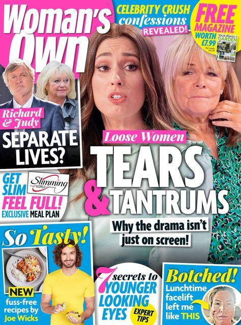 Woman's Own Magazine UK 2021-07-06