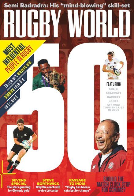 Rugby World Magazine 2020-07-07