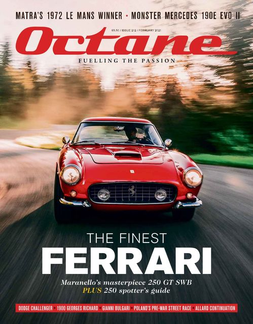Octane issue 02/2021