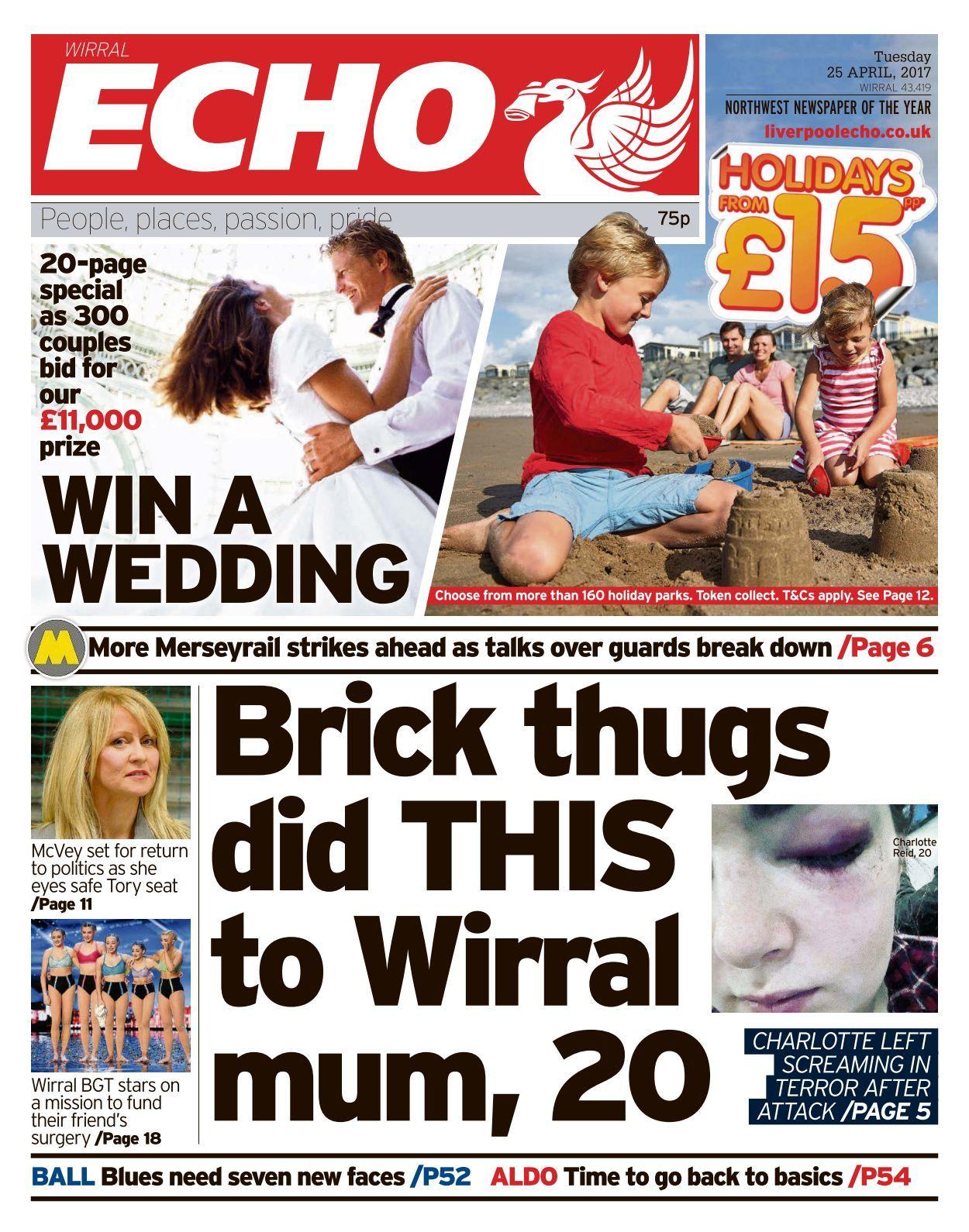 Liverpool Echo   10 10 10
