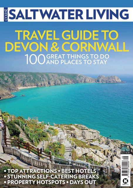 Saltwater Living issue #9 - Travel Guide to Devon & Cornwall
