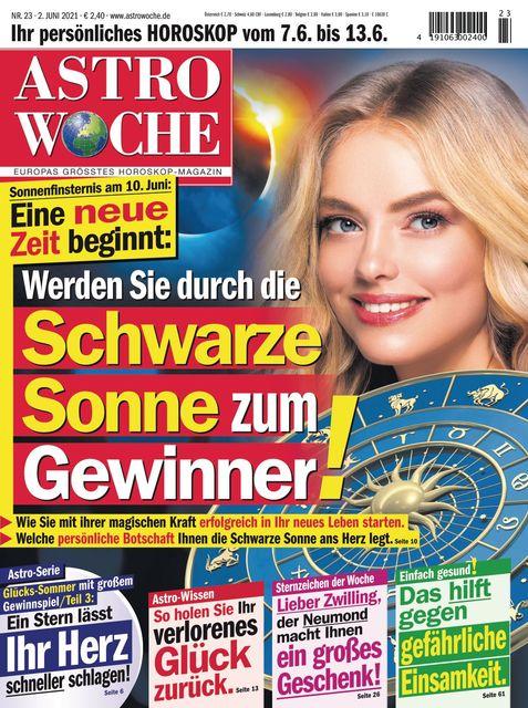 Astrowoche Ausgabe 23/2021