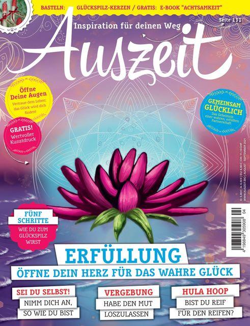 AUSZEIT Ausgabe 04/2021