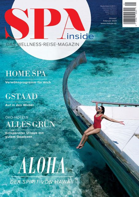 SPA inside Ausgabe 01/2021