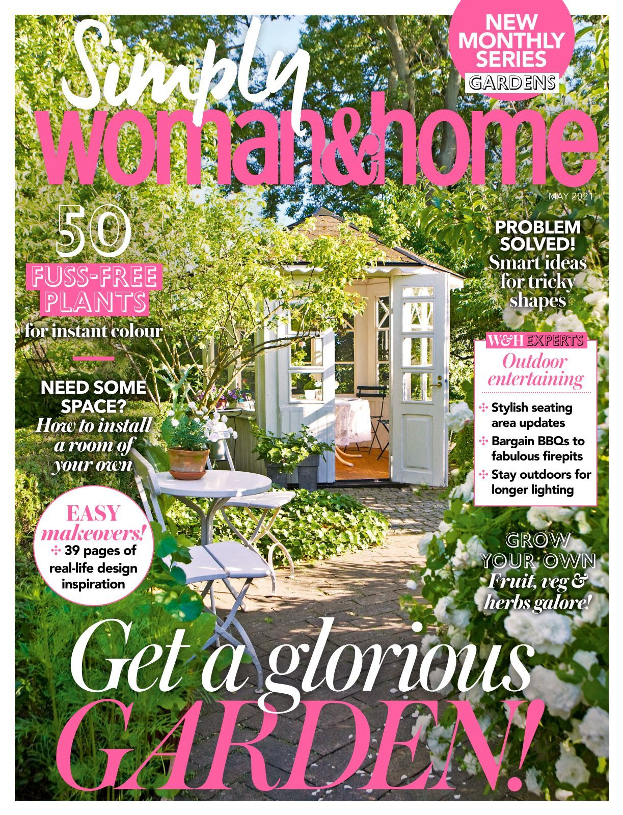 Woman & Home Feel Good You Magazine   issue 20/20