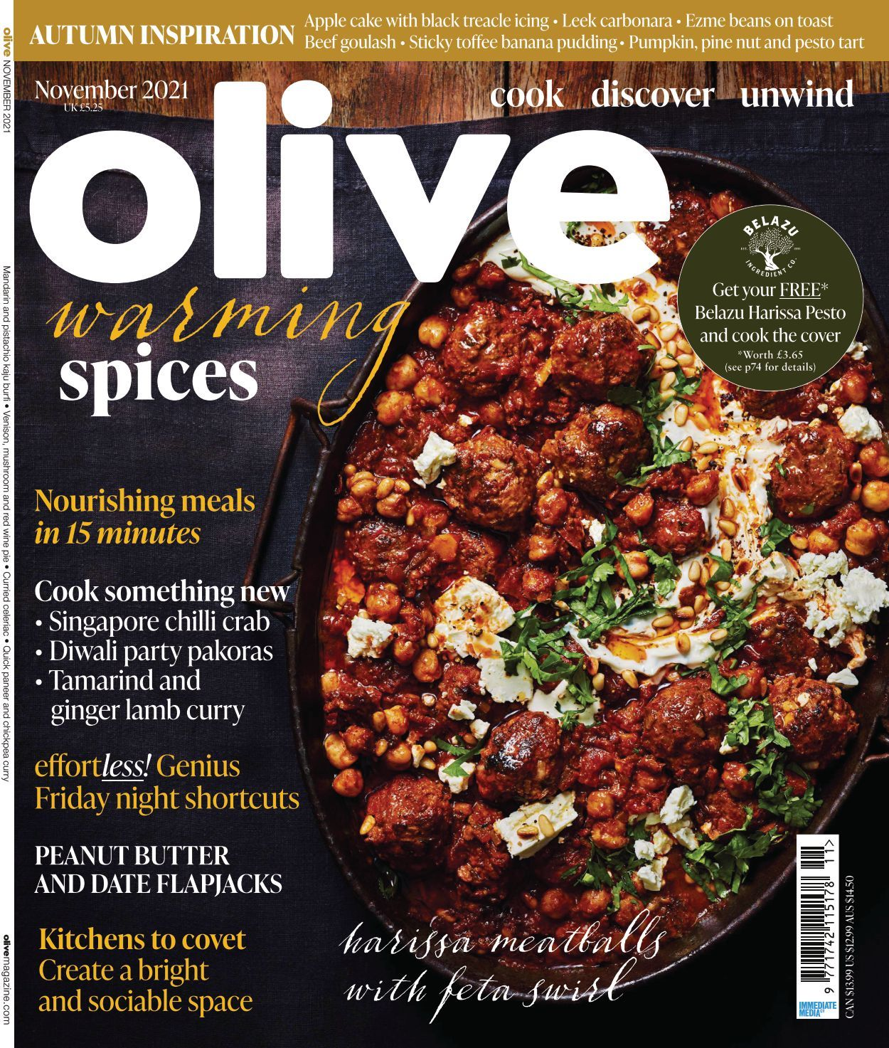Olive   issue 20/20