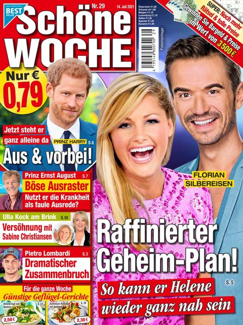Schöne Woche Ausgabe 29/2021