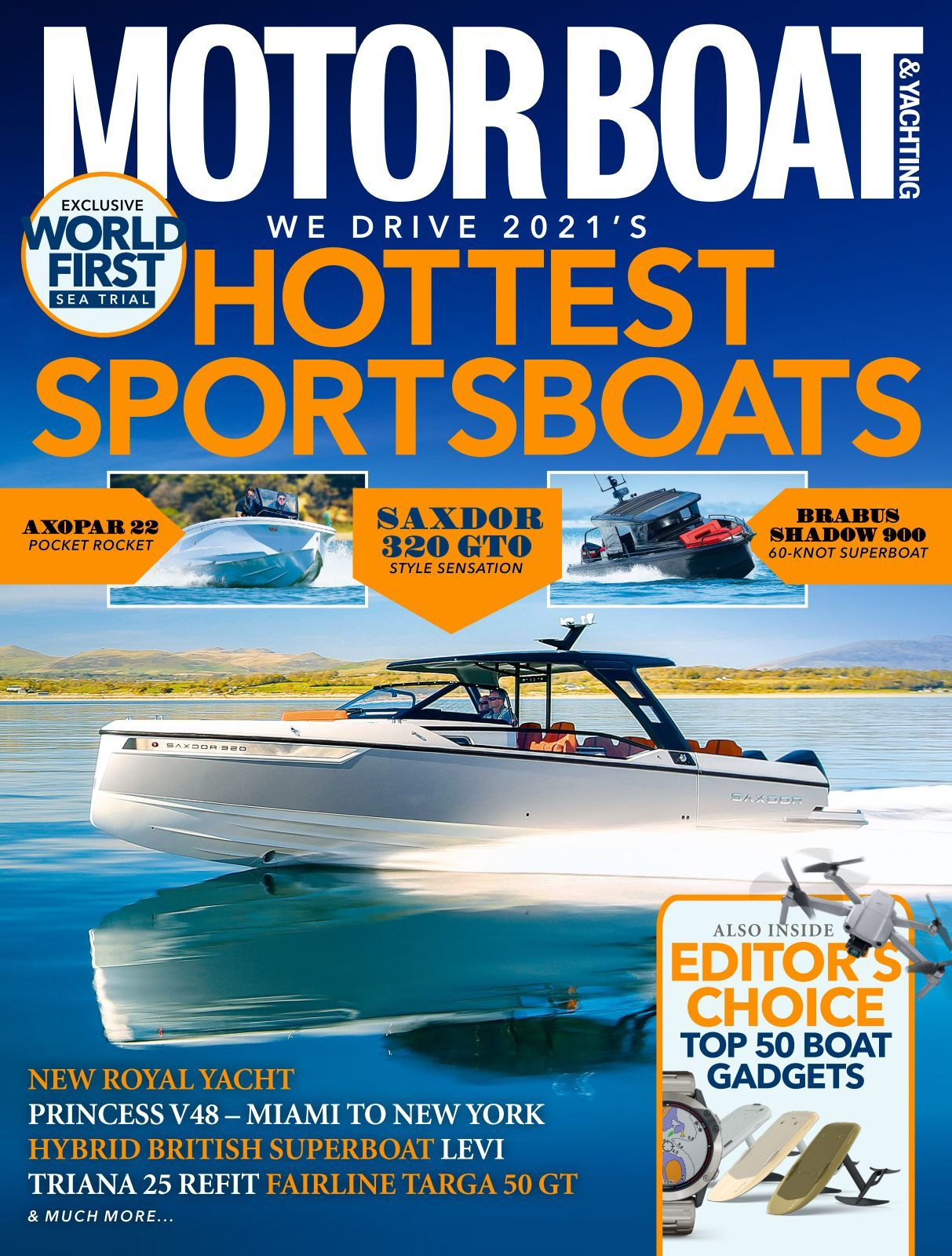 Motor Boat & Yachting Magazine   20 20 20